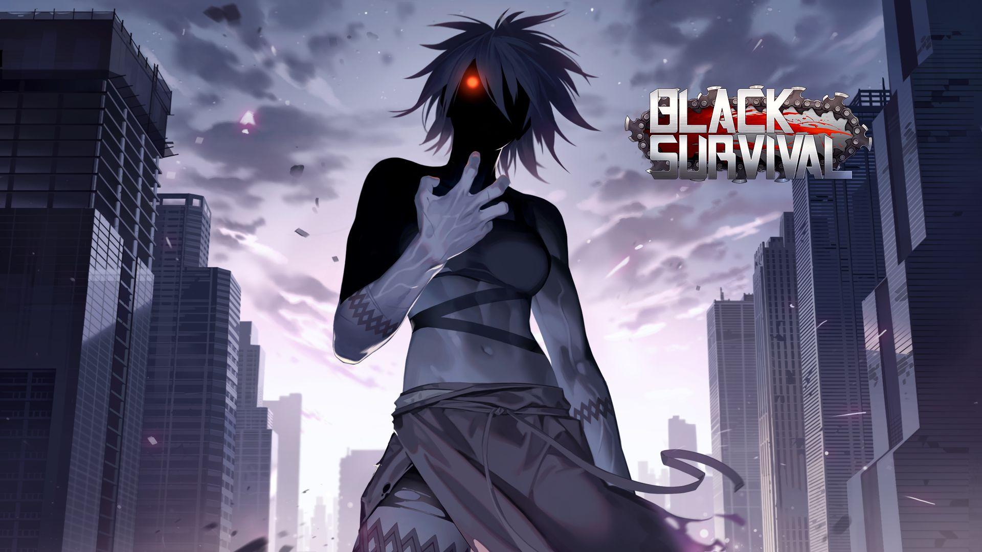 黑色幸存者 游戏截图1