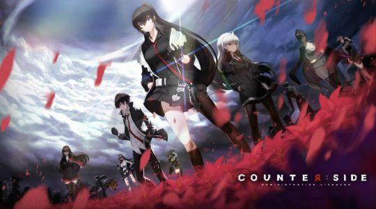 《COUNTER:SIDE》:二次元新游,立绘特效打斗,体现RPG高水准 图片1