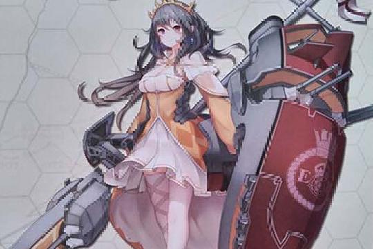战舰少女r立绘