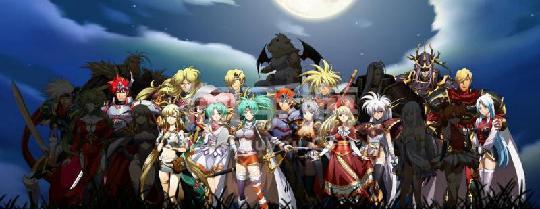 梦幻模拟战0氪阵容