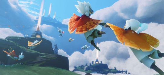 旷世云海,任你翱翔,《Sky光·遇》带来了前所未有的视听享受 图片1