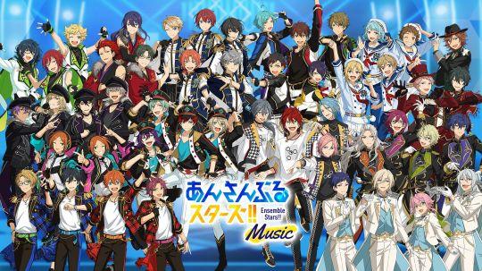 《偶像梦幻祭!!~Music~》日服上线,最新下载及加速攻略 图片1