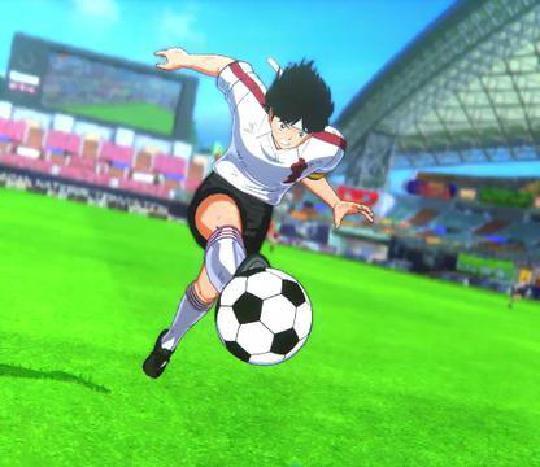 足球小将新秀崛起