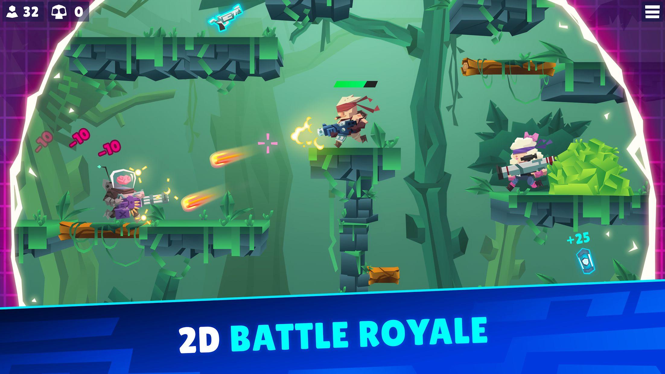 子弹联盟 游戏截图2