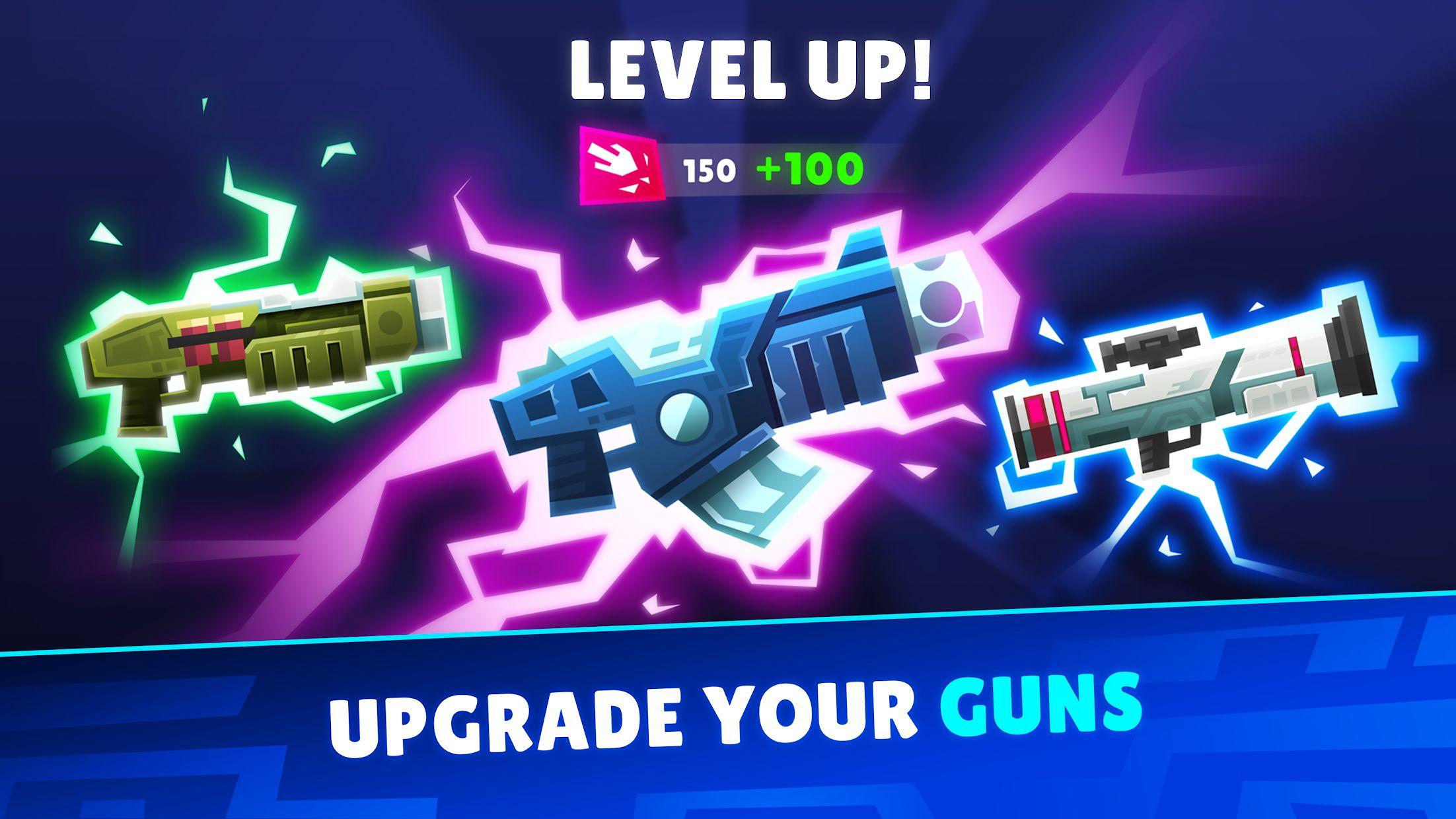 子弹联盟 游戏截图5