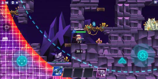 子弹联盟:融合《绝地求生》《堡垒之夜》的横版吃鸡,玩着超爽! 图片3