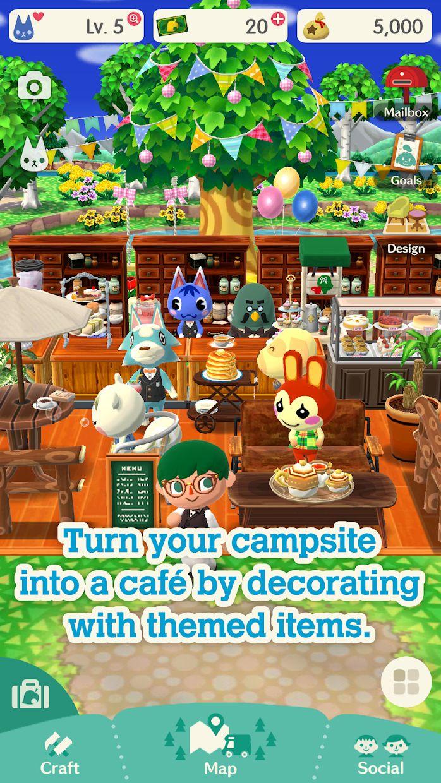 动物之森 口袋露营 游戏截图3
