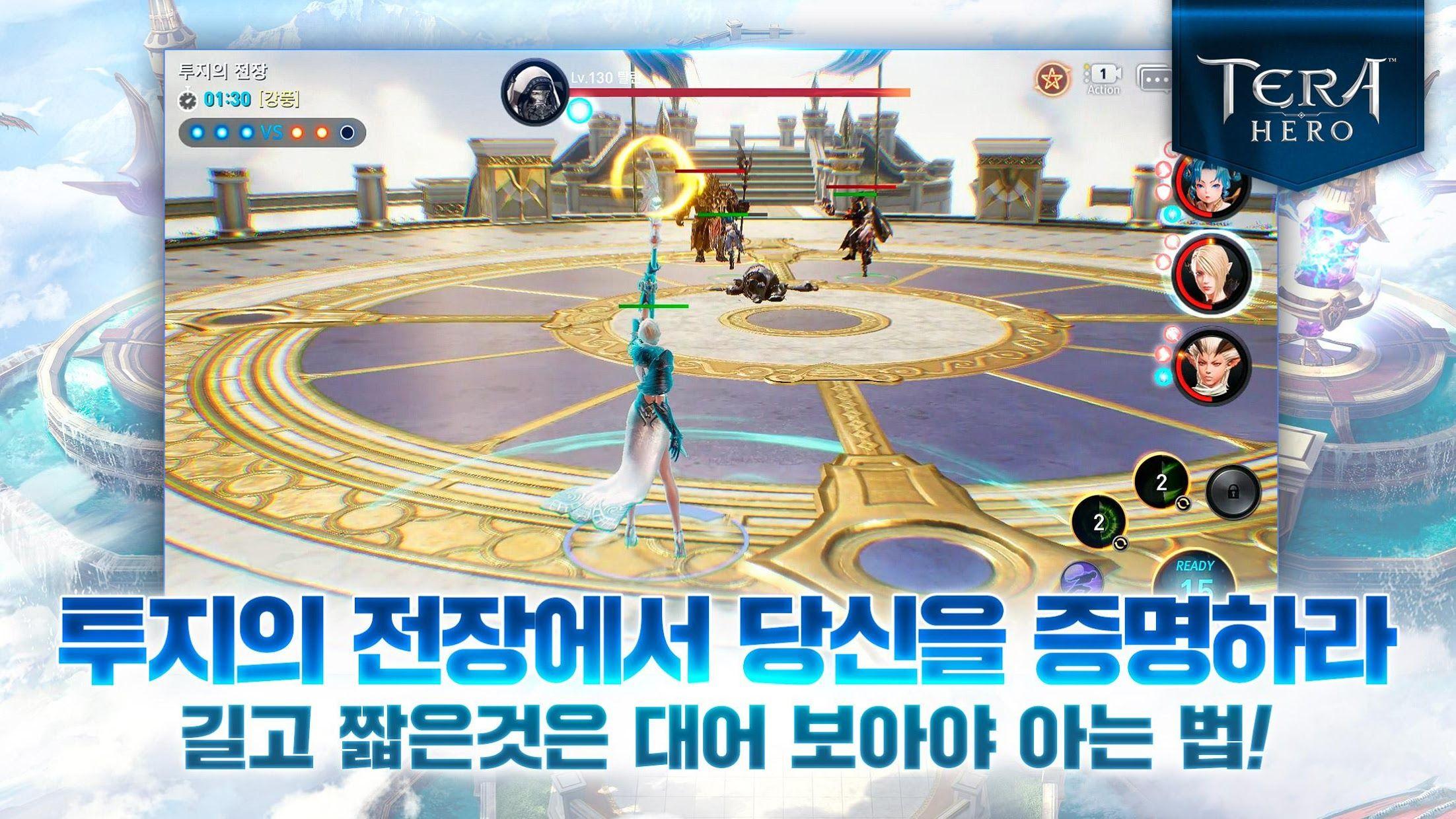 TERA HERO 游戏截图3