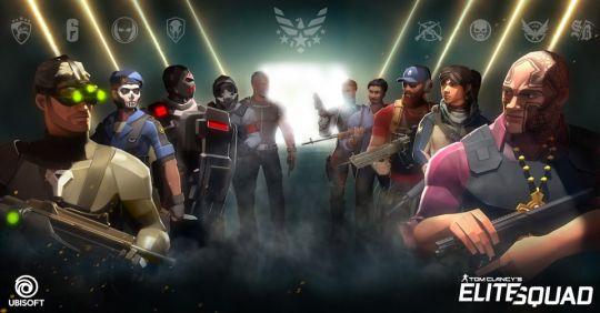 育碧《攻坚特勤》测试上线,结合《彩虹六号》等大作的实时对战手游 图片1