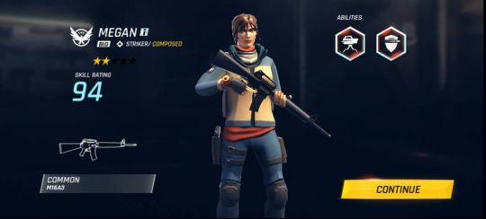 育碧《攻坚特勤》测试上线,结合《彩虹六号》等大作的实时对战手游 图片6