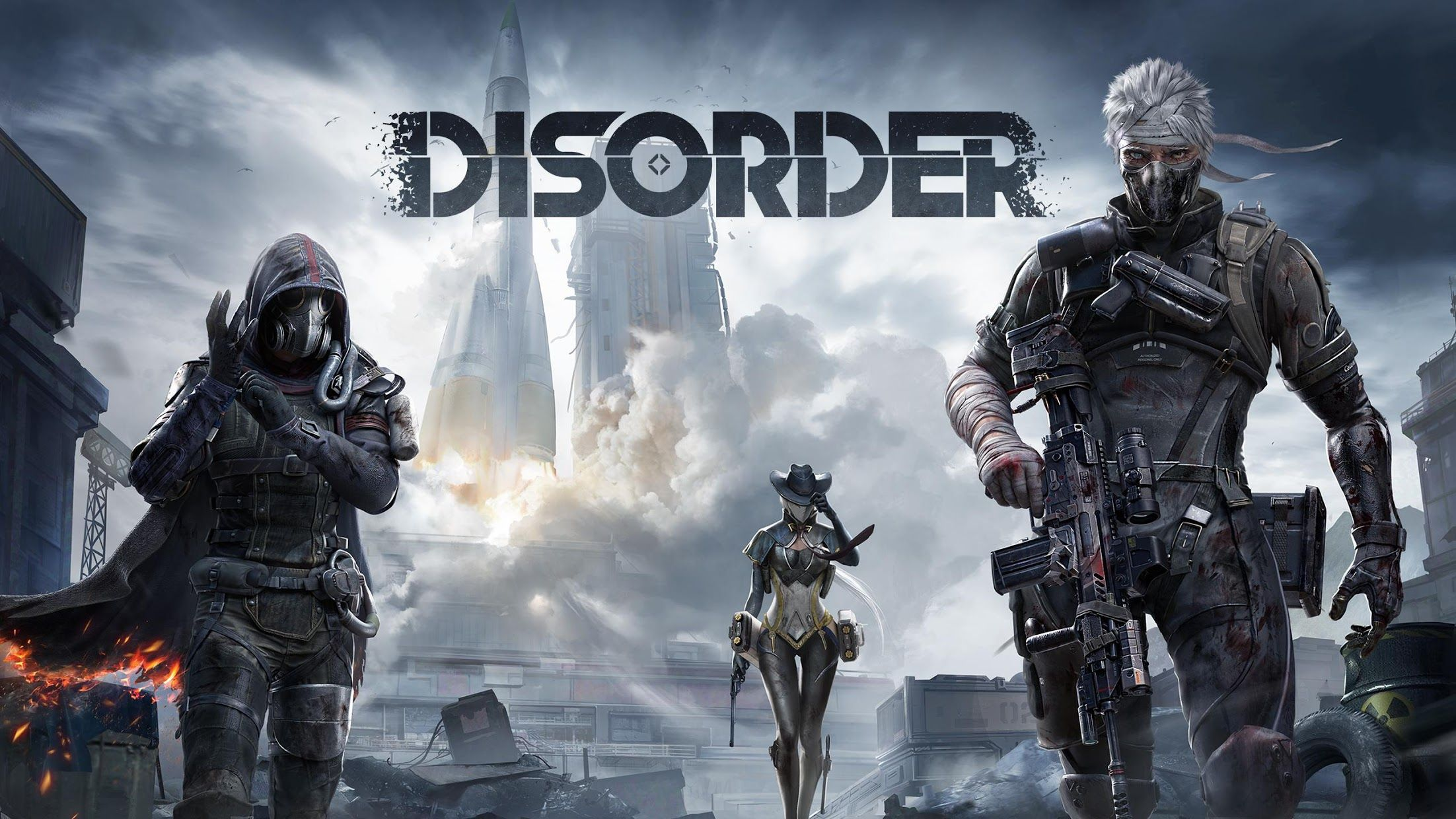Disorder 游戏截图1