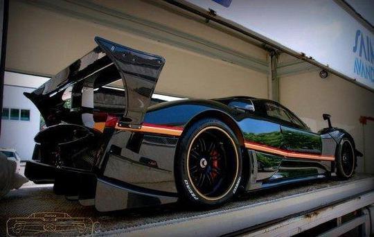 真实赛车3最贵的车