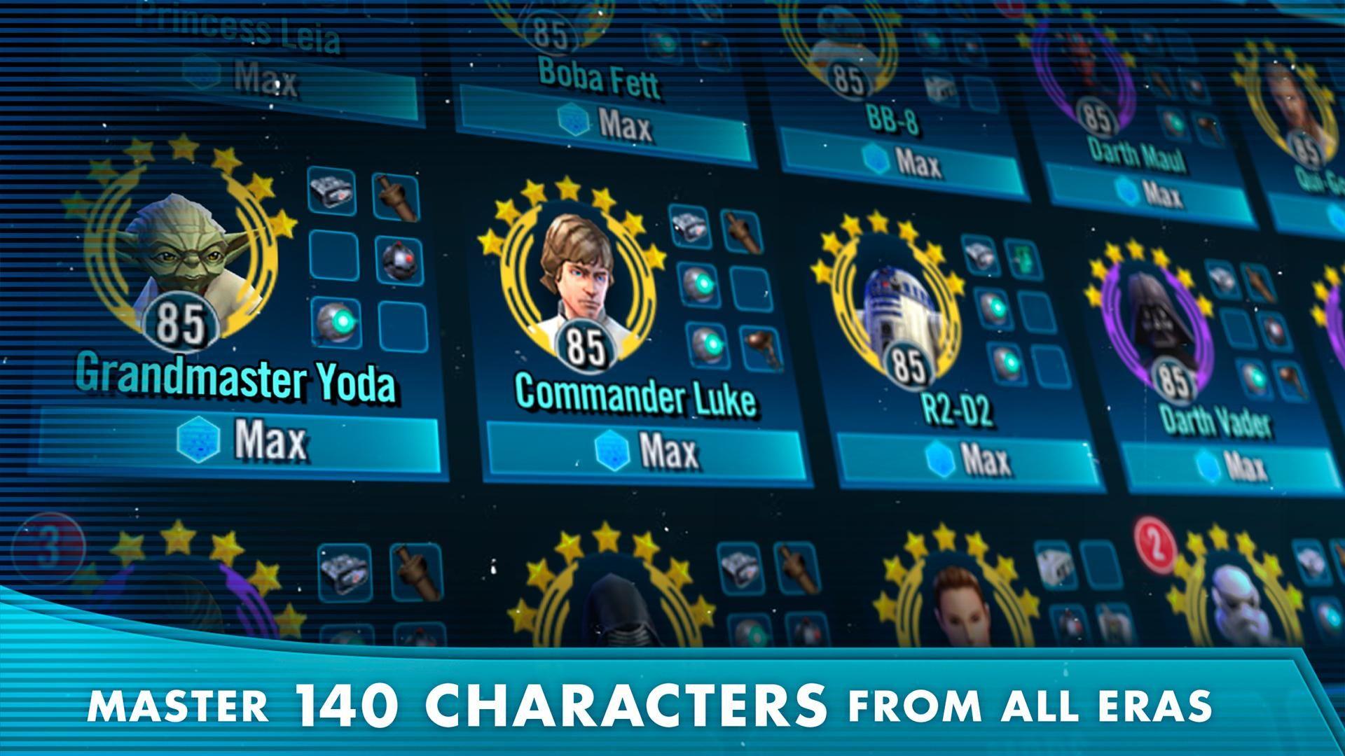 星球大战:银河英雄传 游戏截图1