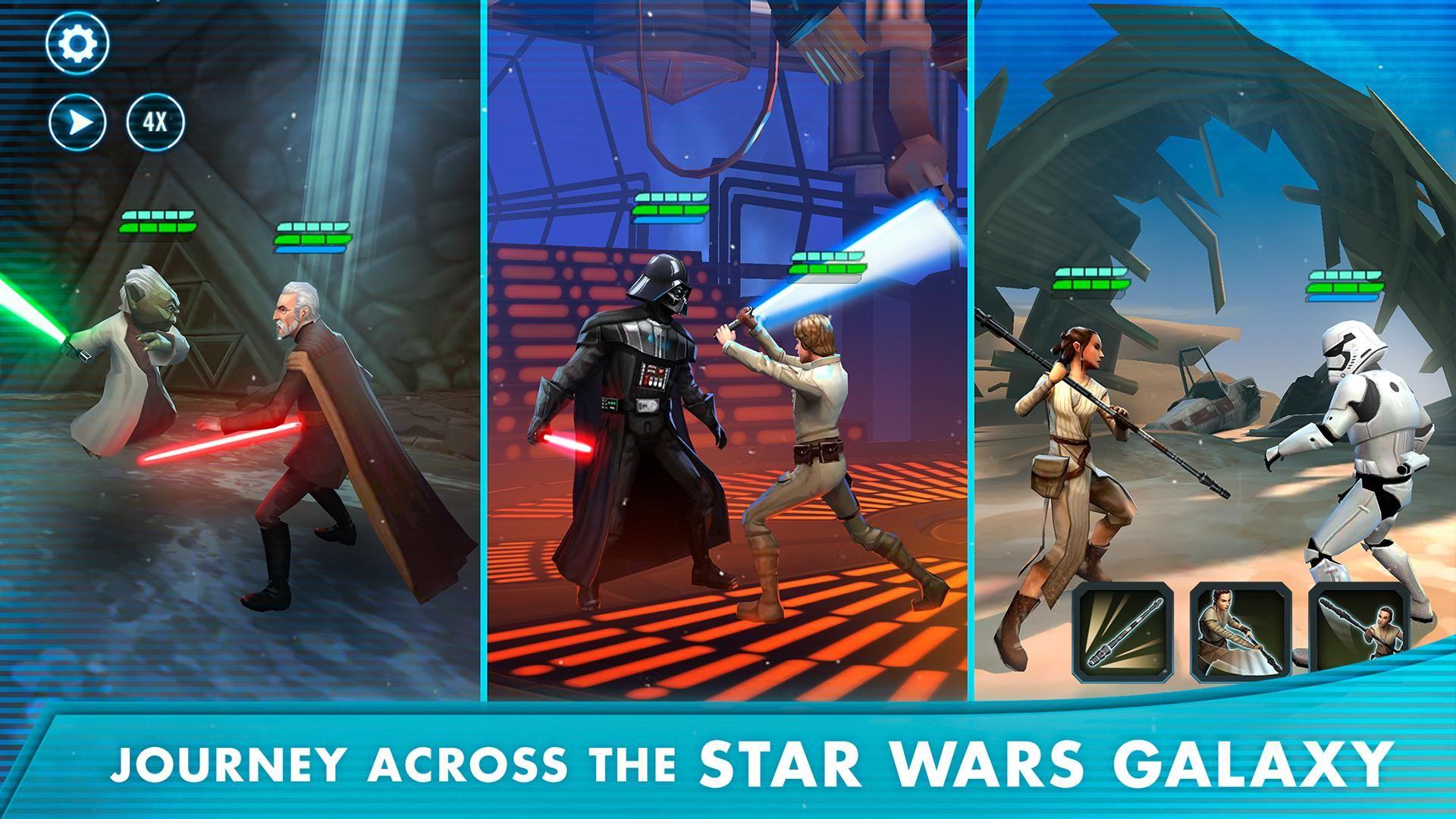 星球大战:银河英雄传 游戏截图2