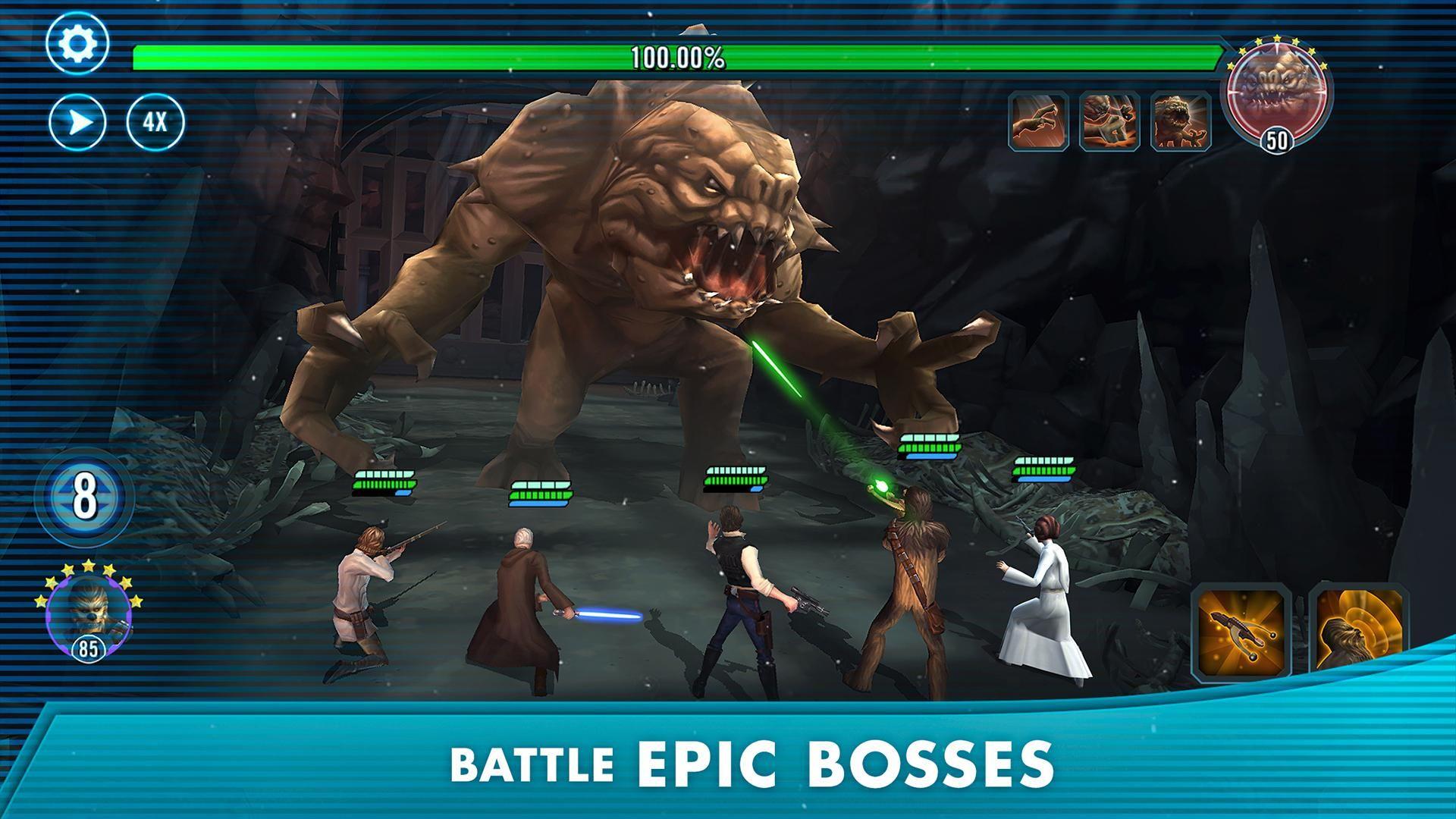 星球大战:银河英雄传 游戏截图4