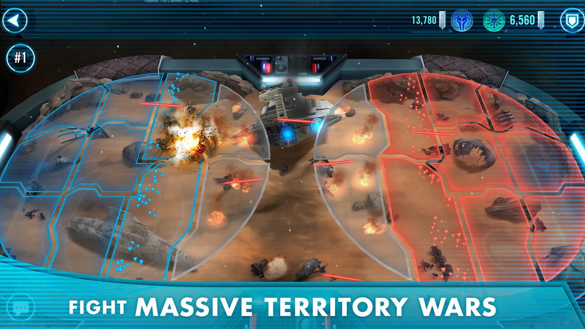 星球大战:银河英雄传 游戏截图5