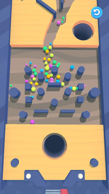 沙滩球球 游戏截图5