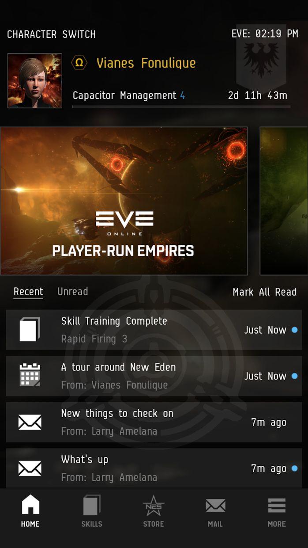 EVE Portal 2019 游戏截图1