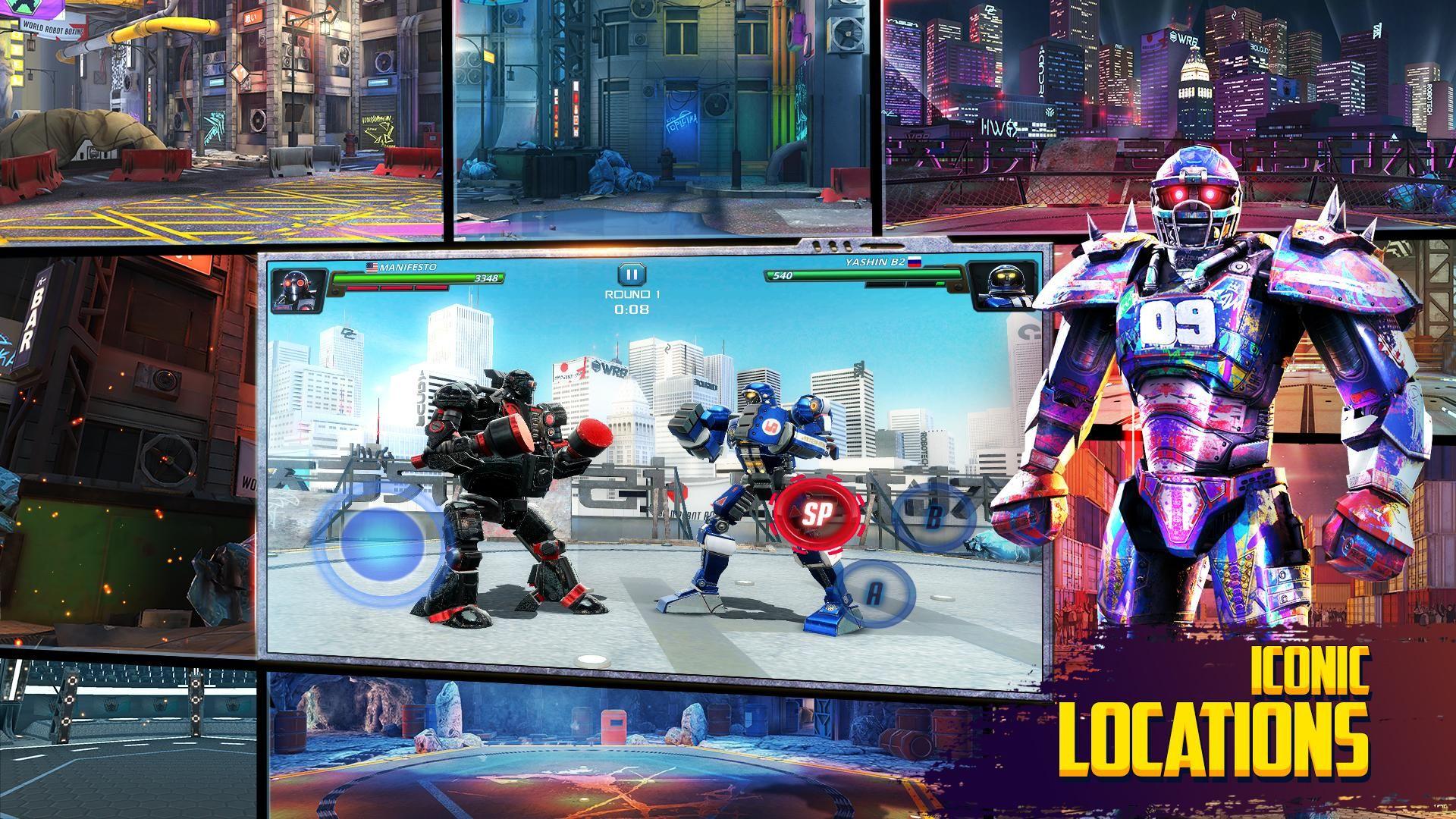 世界机器人拳击2 游戏截图3