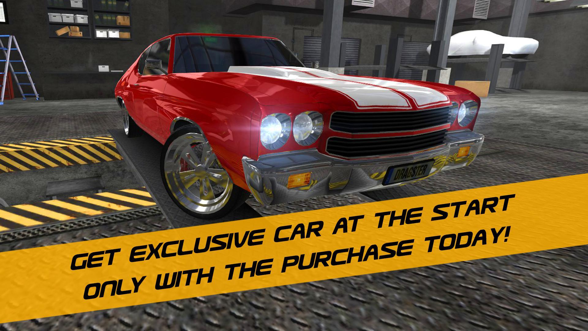 飙车 3D 游戏截图1