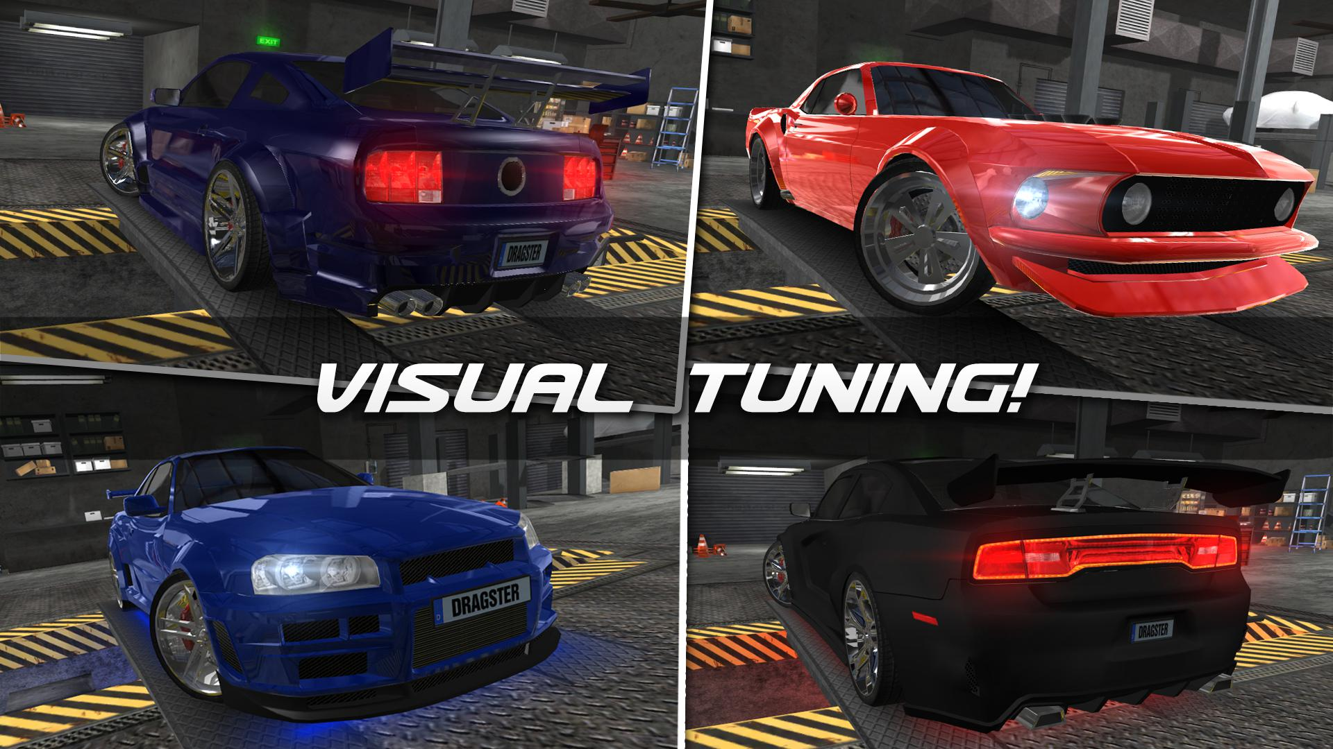 飙车 3D 游戏截图2