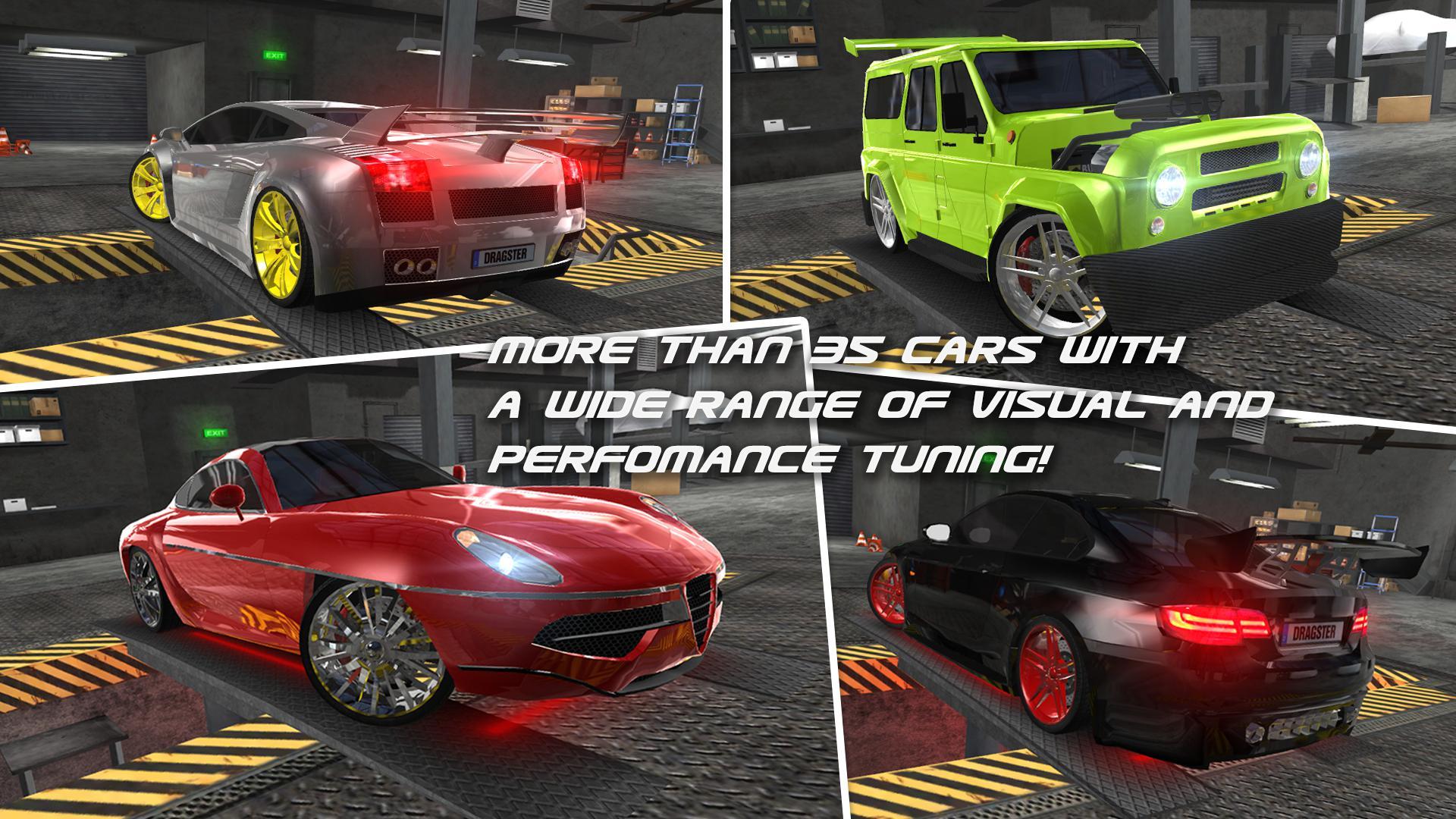 飙车 3D 游戏截图5