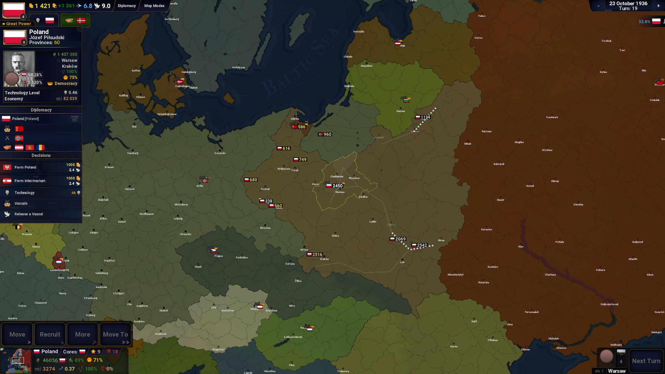 Age of Civilizations II Europe 游戏截图2