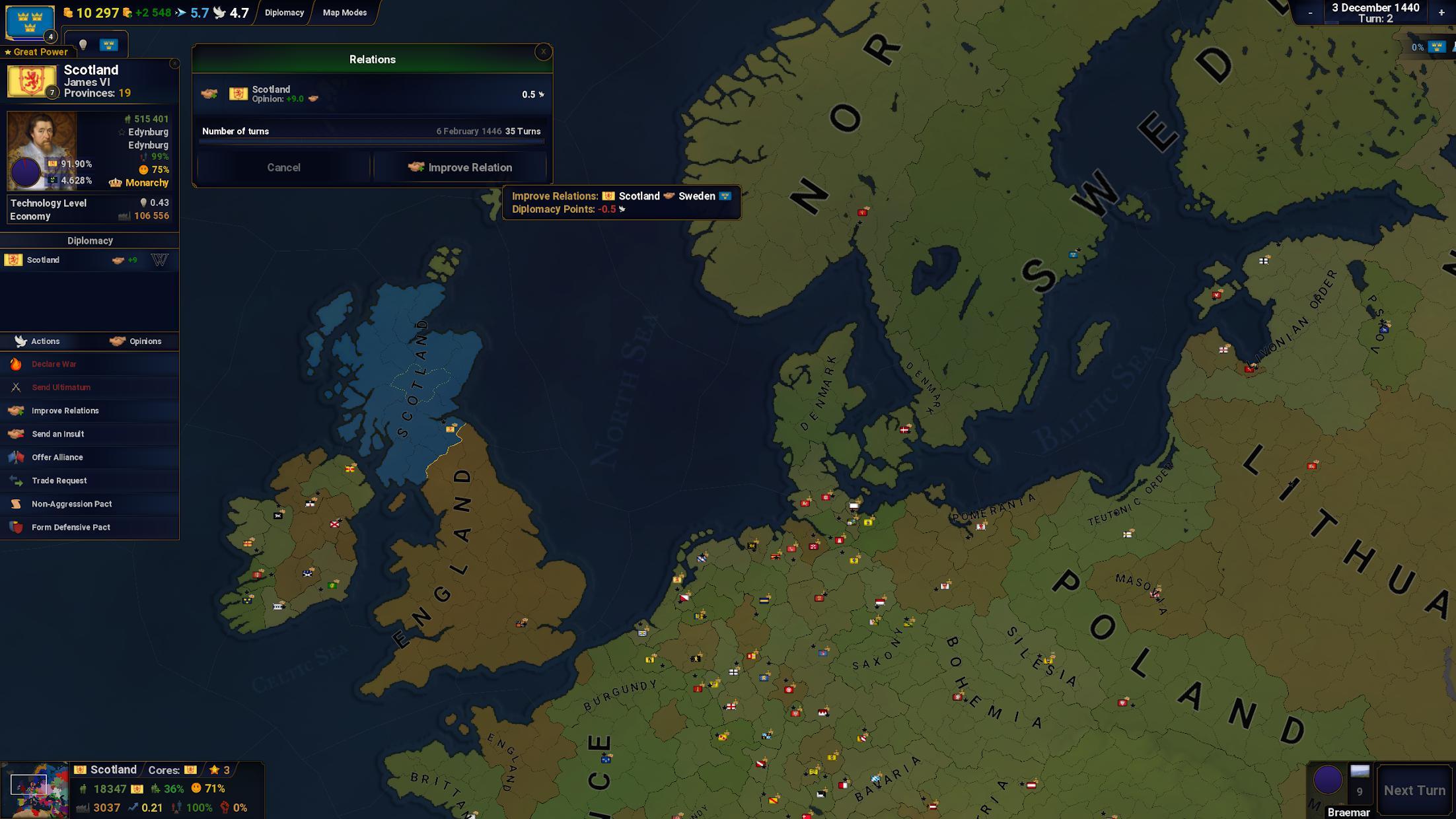 Age of Civilizations II Europe 游戏截图3