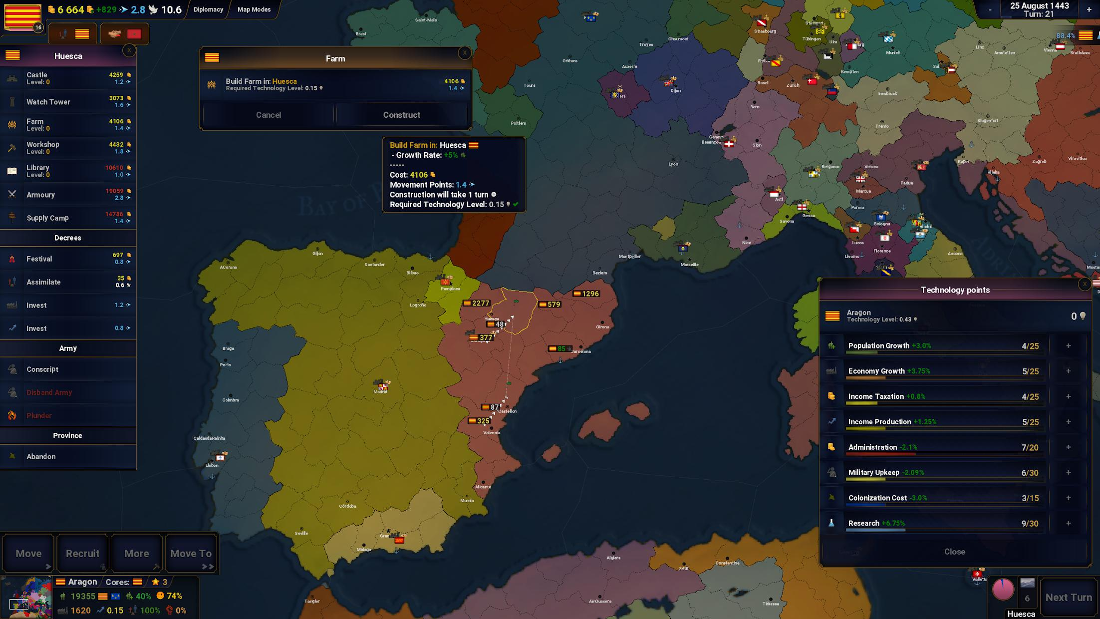 Age of Civilizations II Europe 游戏截图5