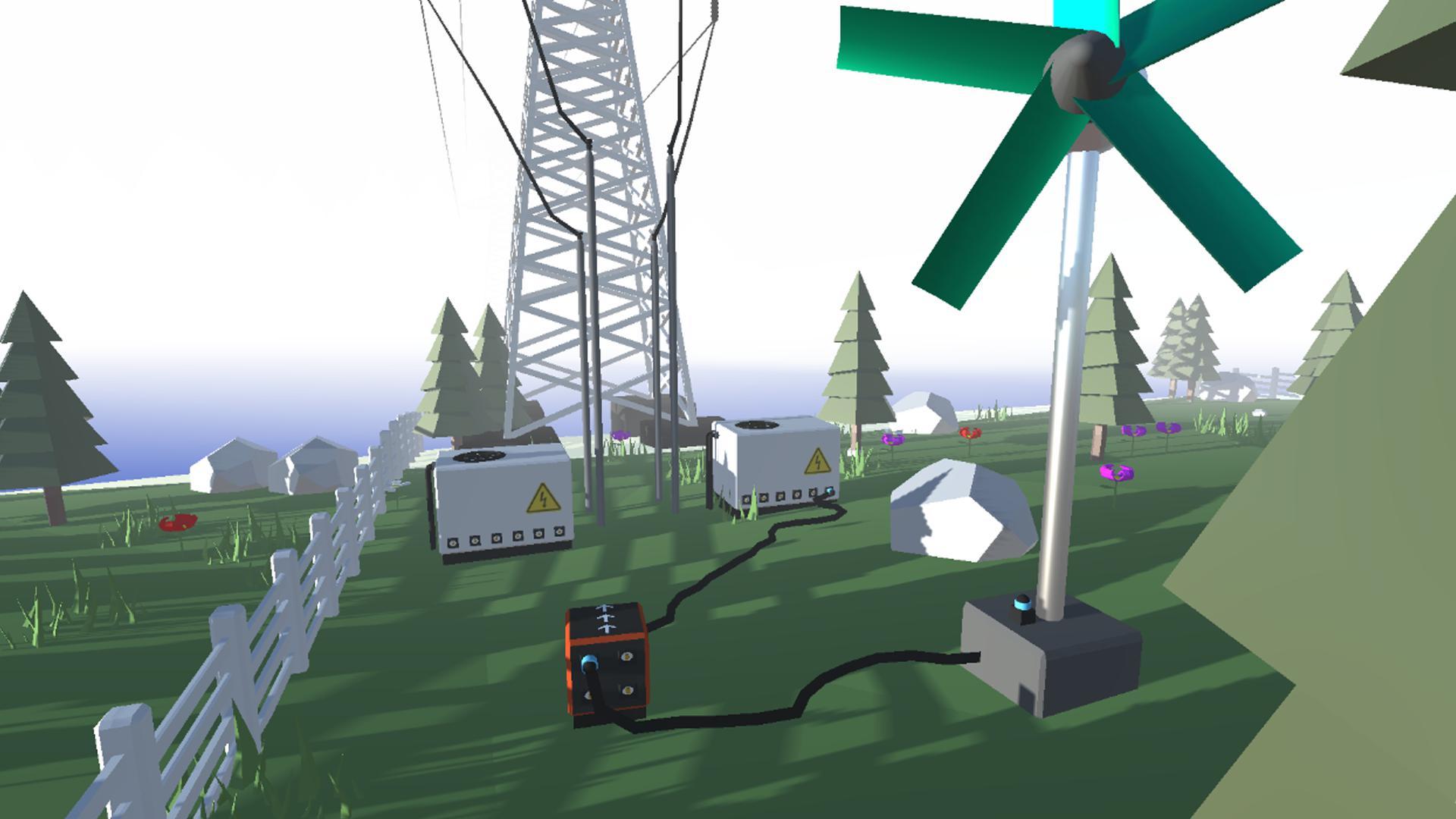 Electric Energy Tycoon 游戏截图1