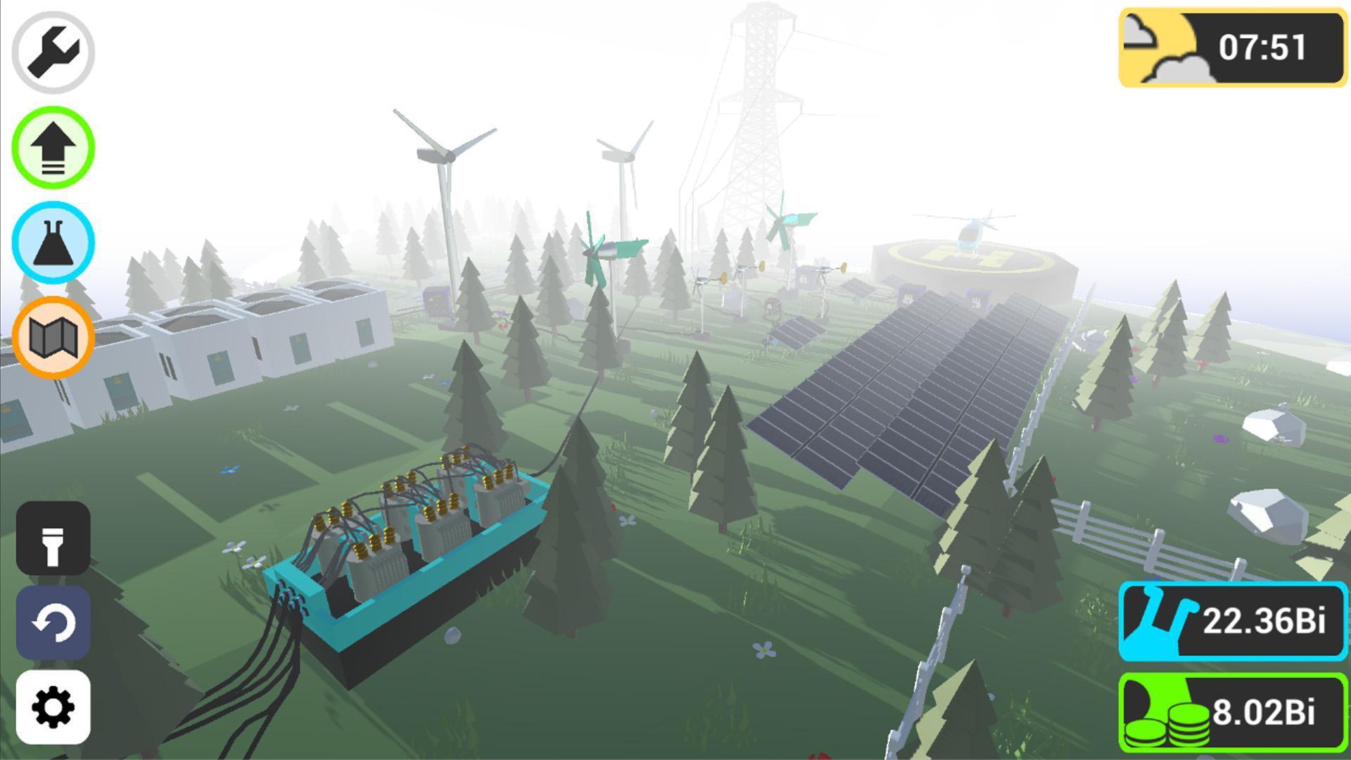 Electric Energy Tycoon 游戏截图2