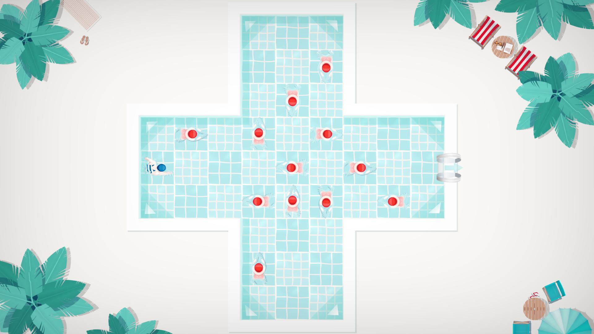 Swim Out 游戏截图5