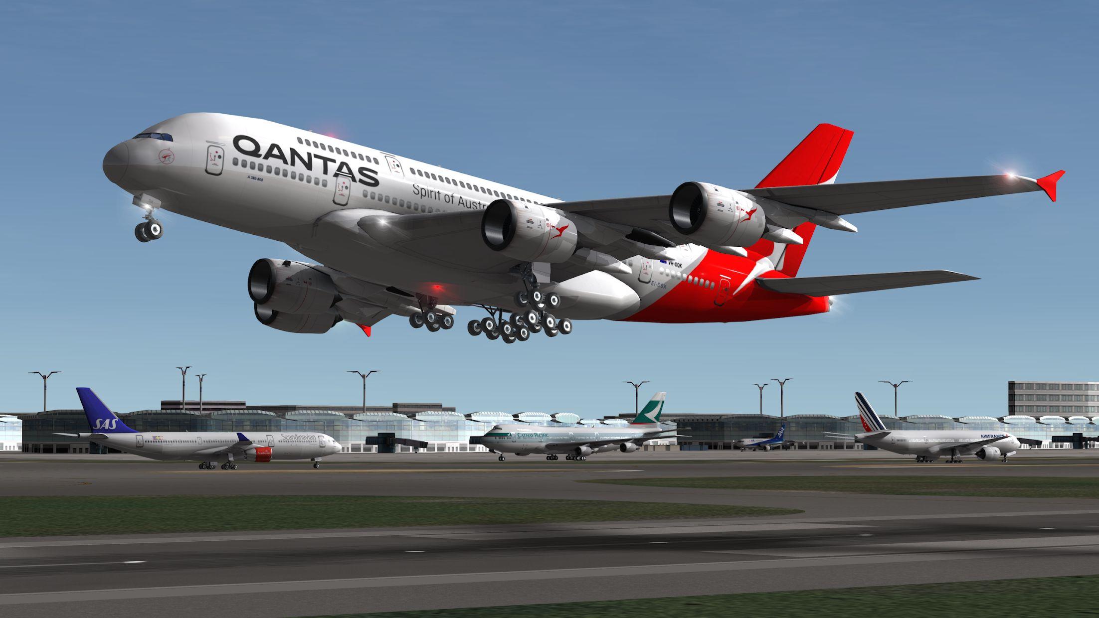 RFS - 真实飞行模拟 游戏截图1
