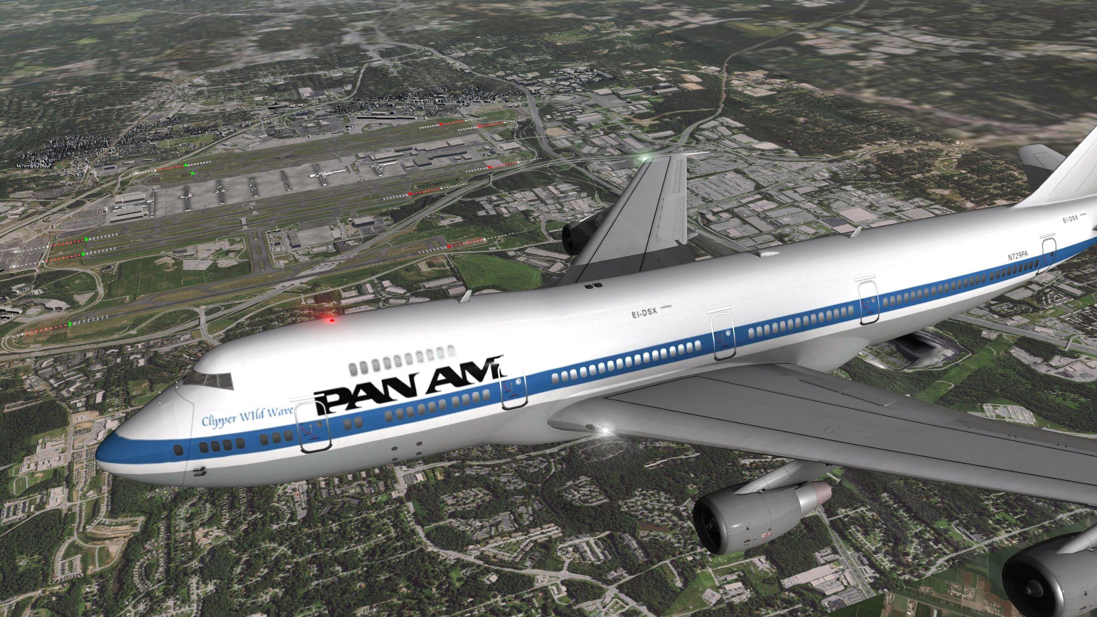 RFS - 真实飞行模拟 游戏截图2