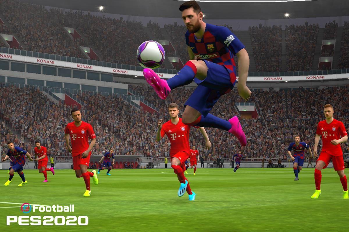 实况足球2020 游戏截图3