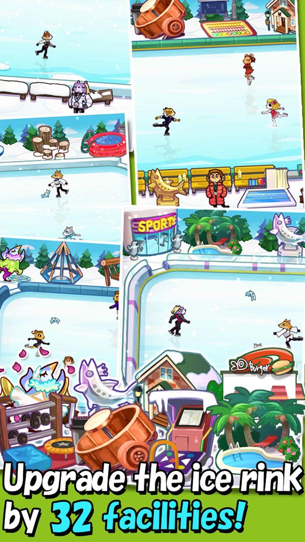 FigureSkatingAnimals2 游戏截图2