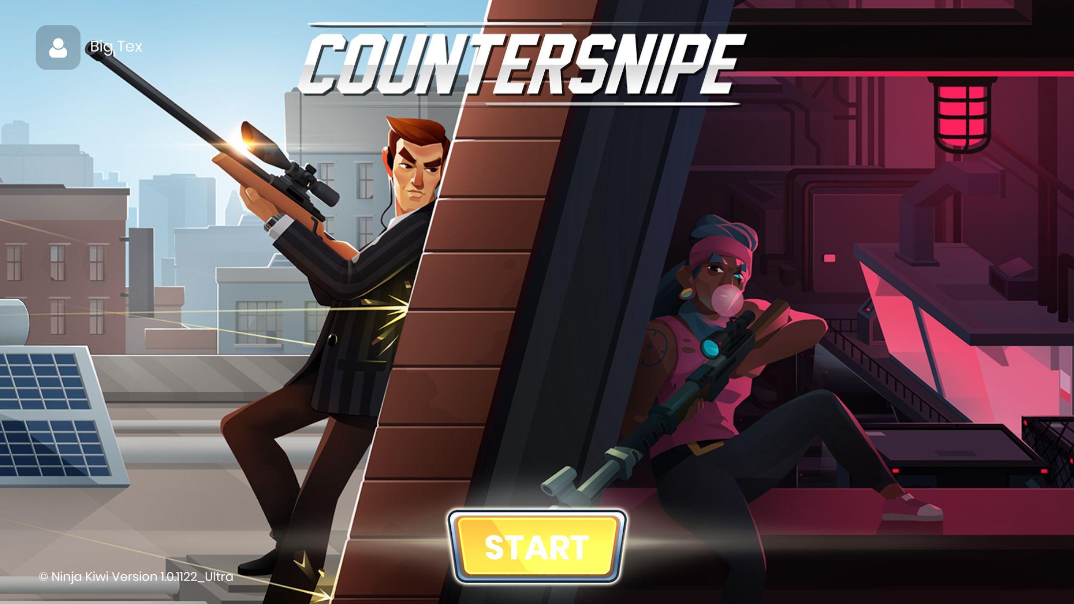 反恐狙击特务 游戏截图5