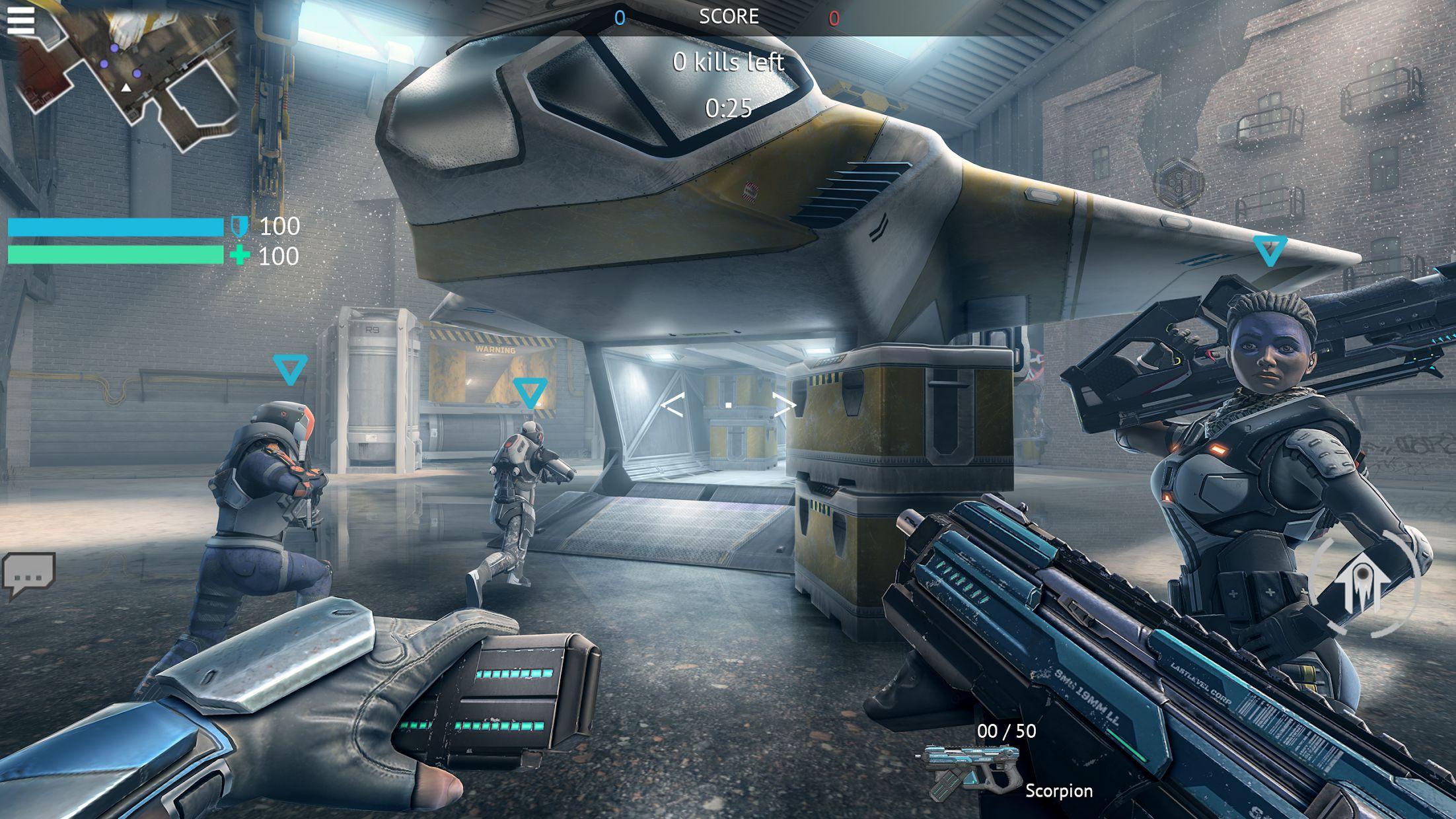 无尽行动:未来 游戏截图2