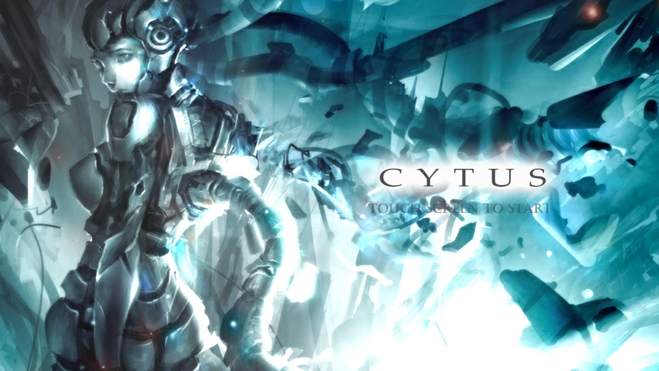 Cytus(国际服) 游戏截图1