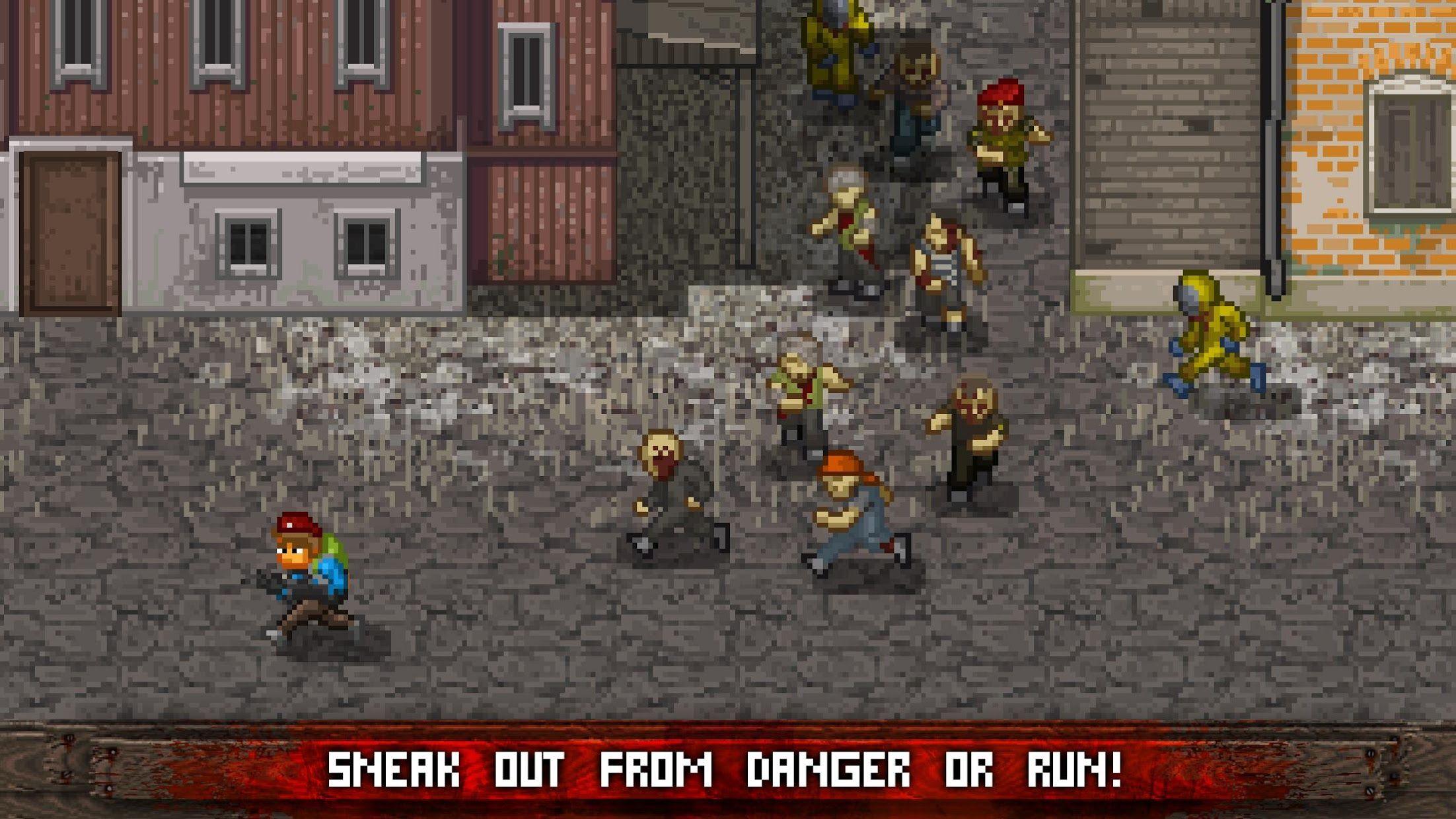 Mini DAYZ: Zombie Survival 游戏截图4