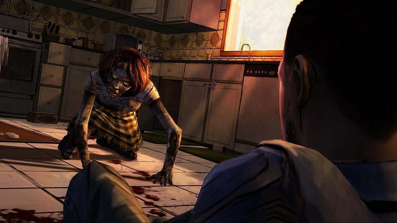 行尸走肉: 第一季 游戏截图1