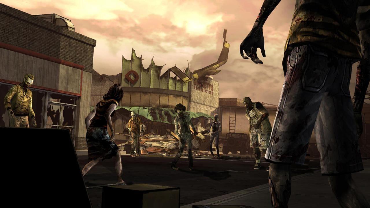 行尸走肉: 第一季 游戏截图5