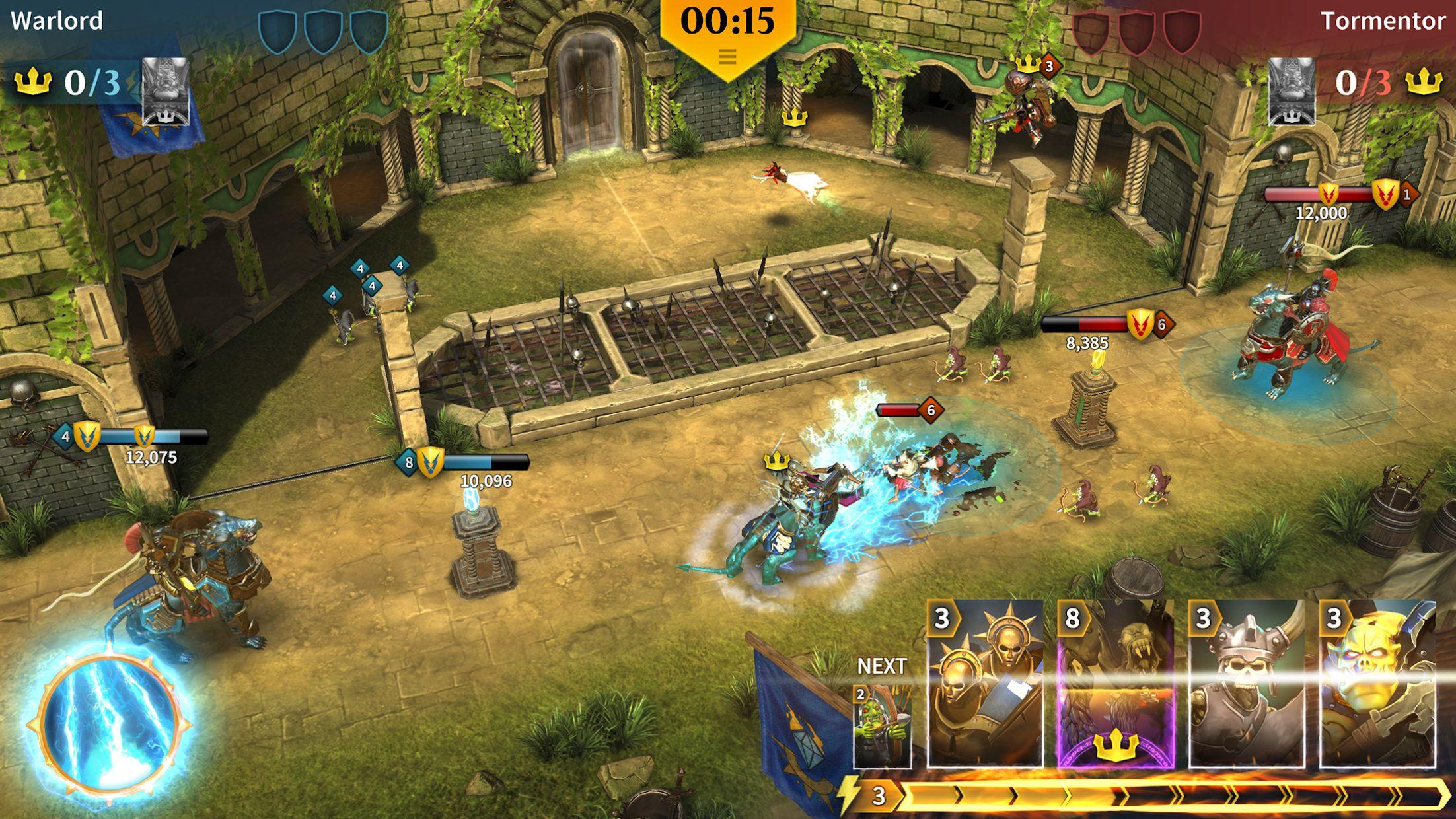 战锤时代: 领土战争 游戏截图5