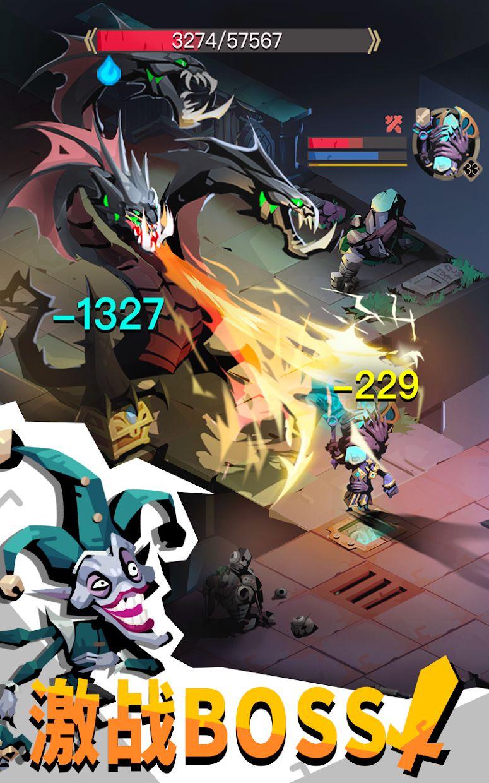 贪婪洞窟2:时光之门 游戏截图1