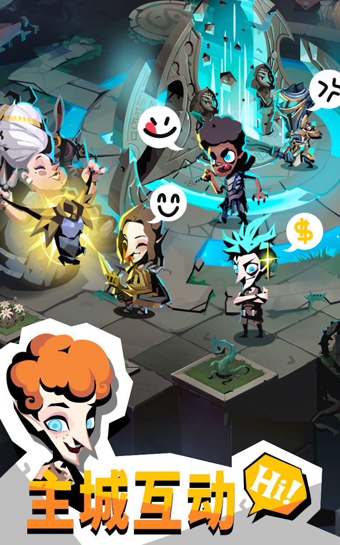 贪婪洞窟2:时光之门 游戏截图3