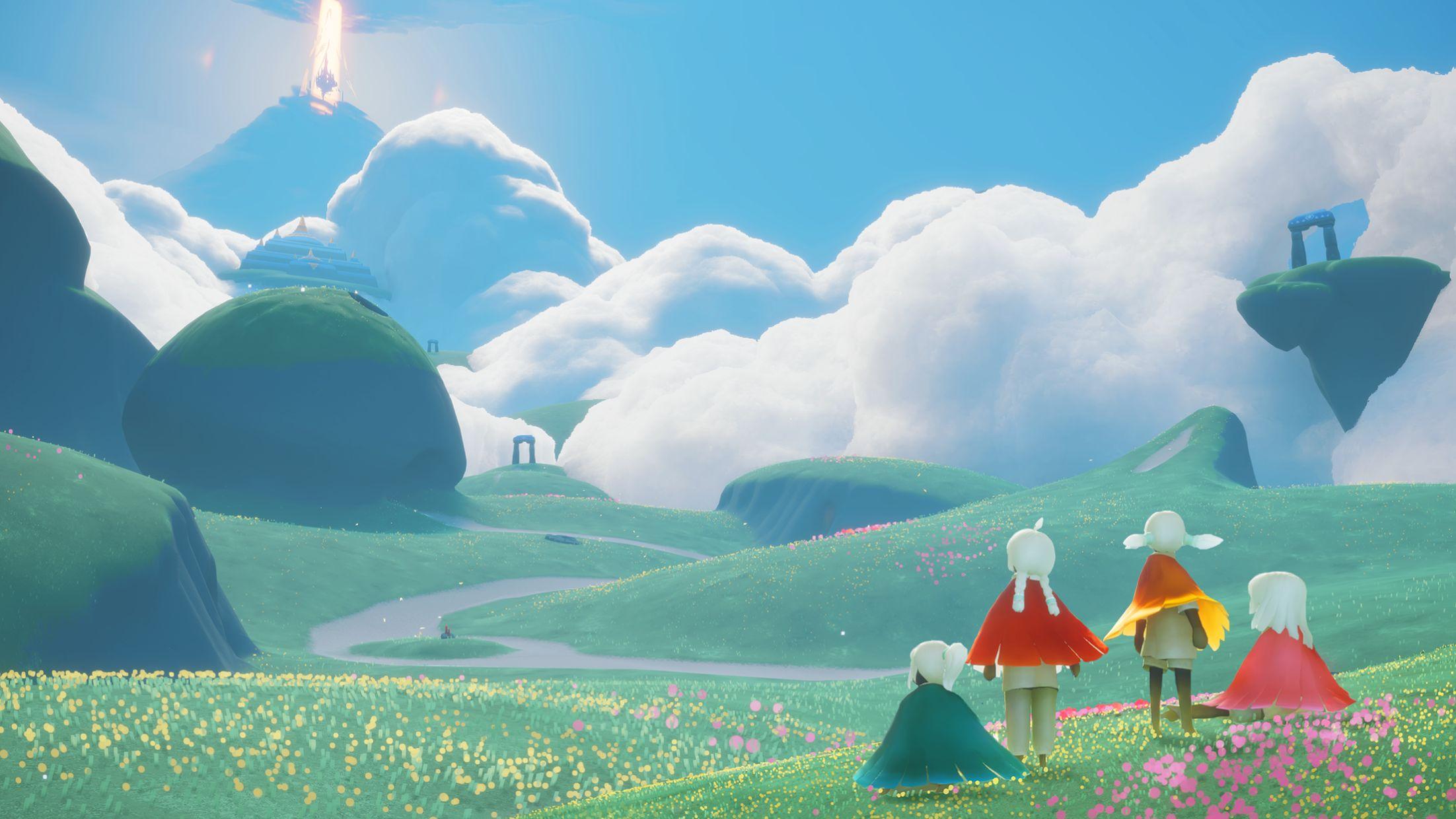 Sky光·遇 游戏截图3