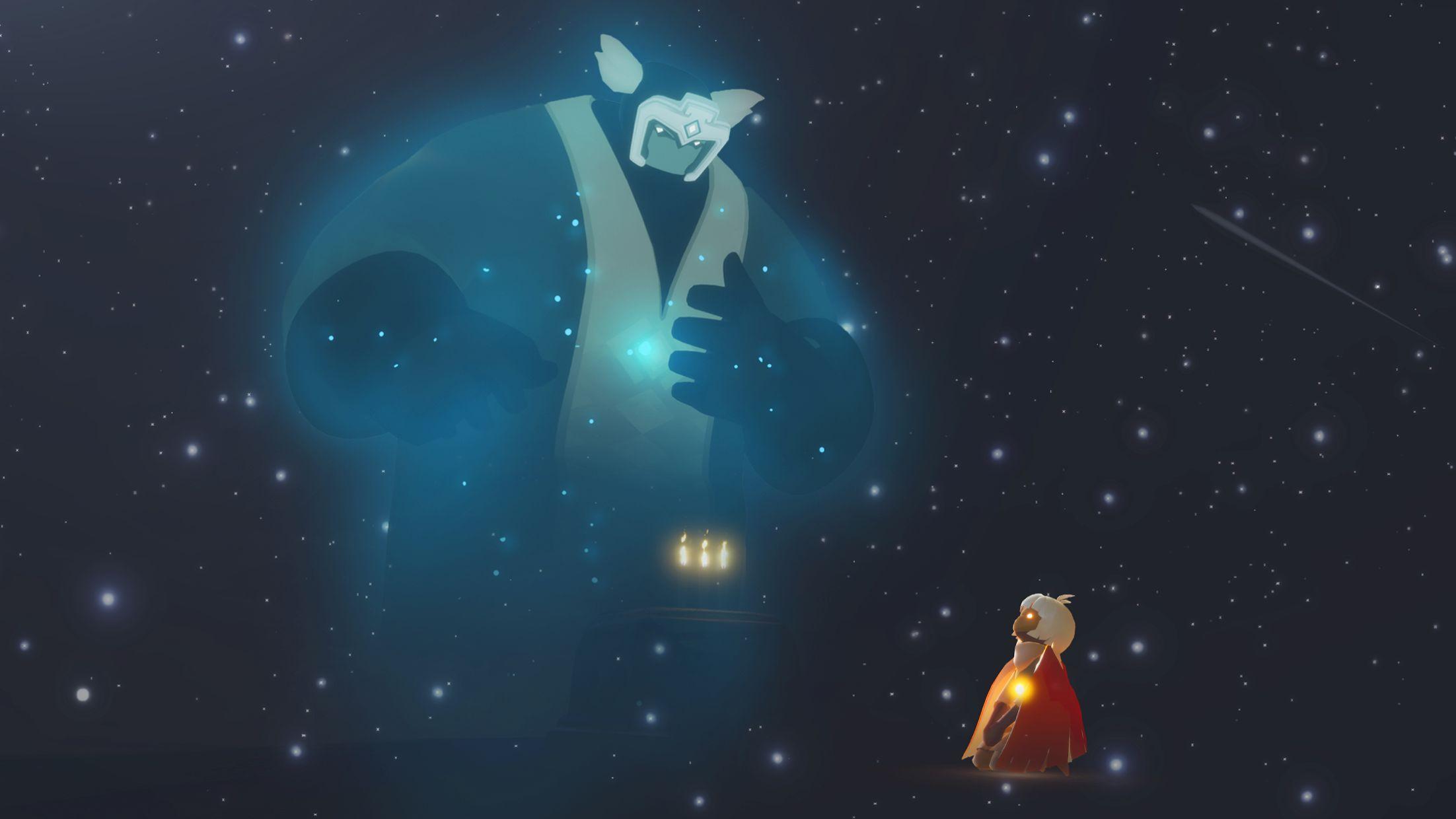 Sky光·遇 游戏截图4