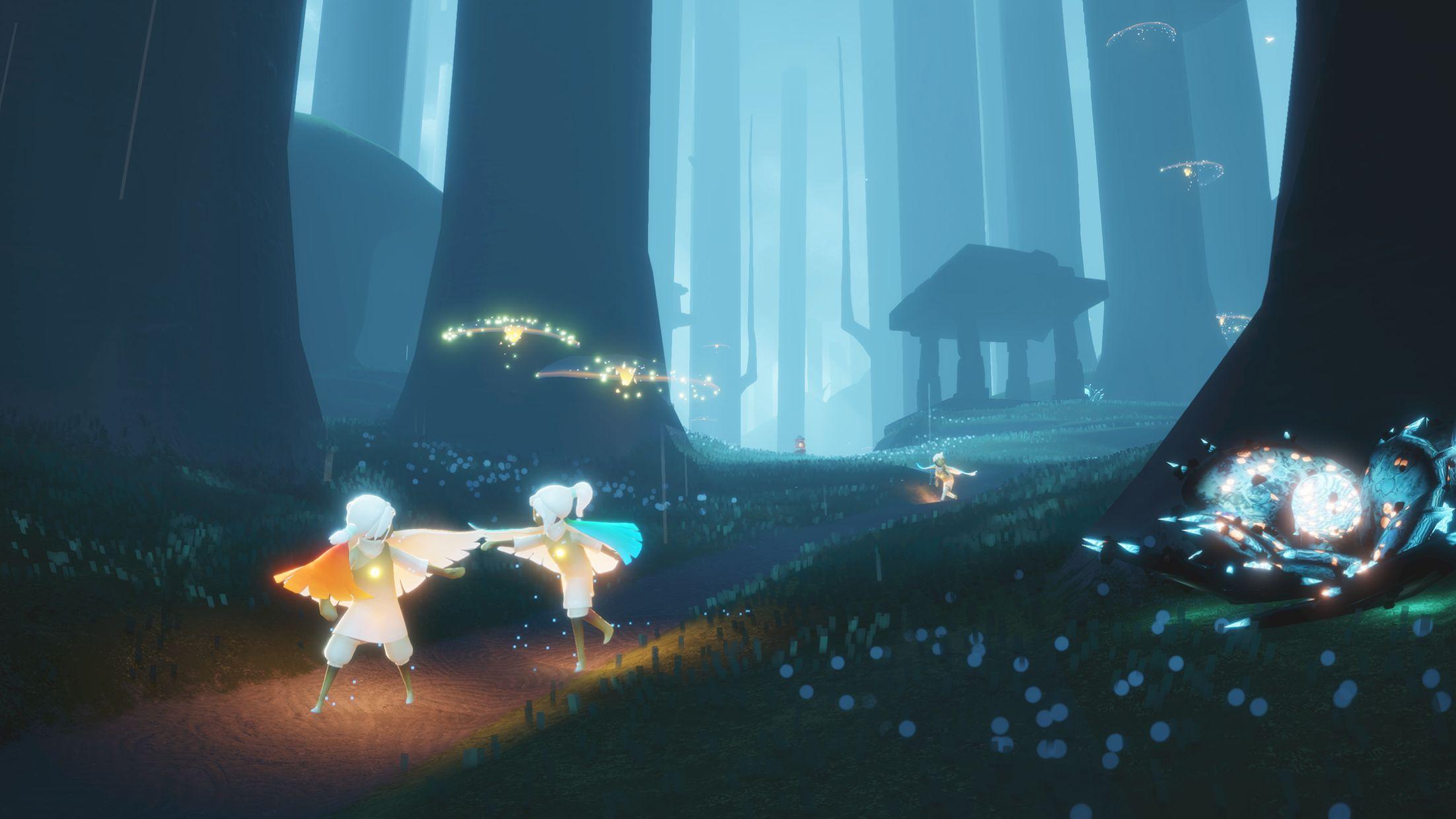 Sky光·遇 游戏截图5