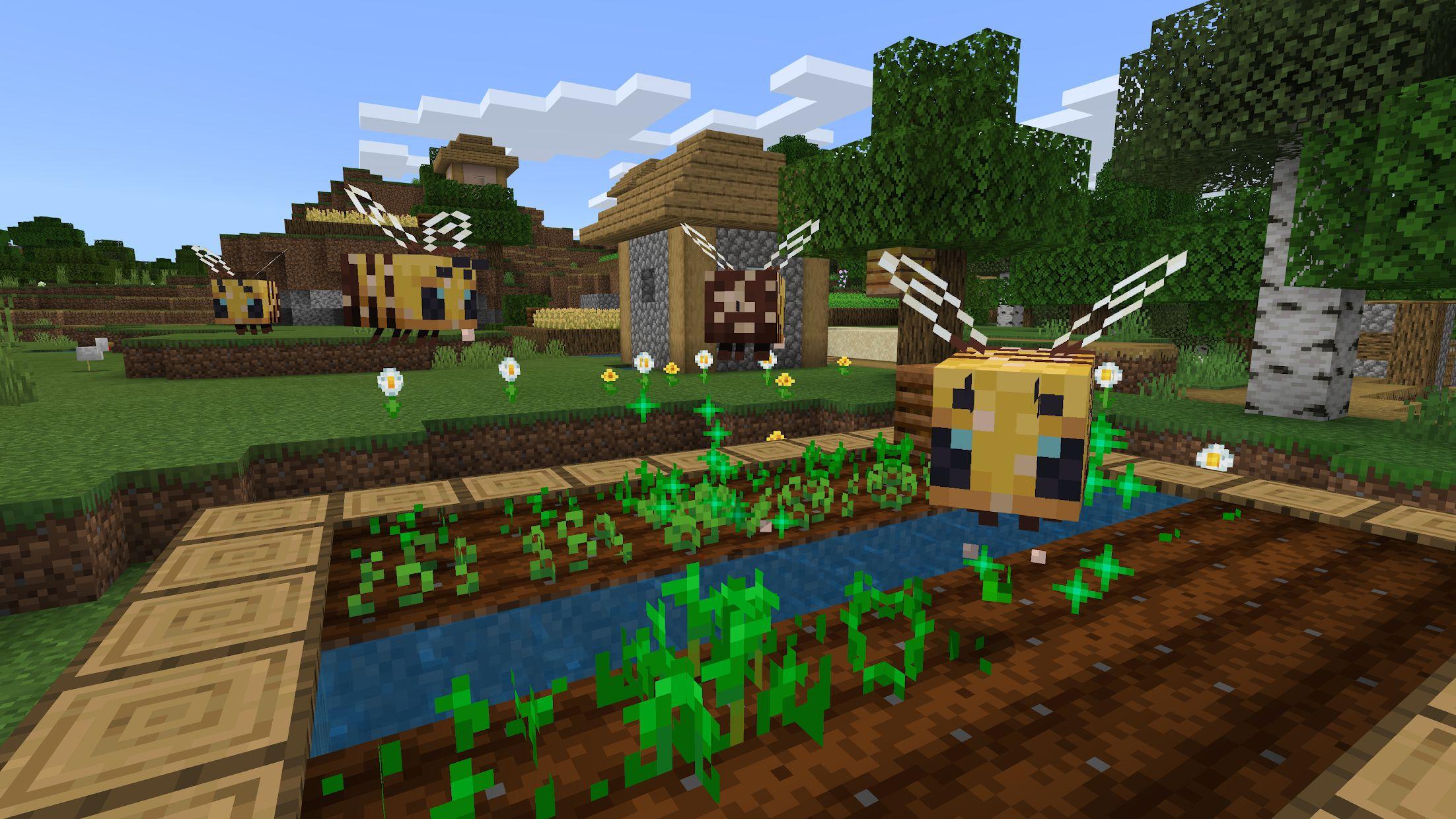我的世界(Minecraft) 游戏截图1