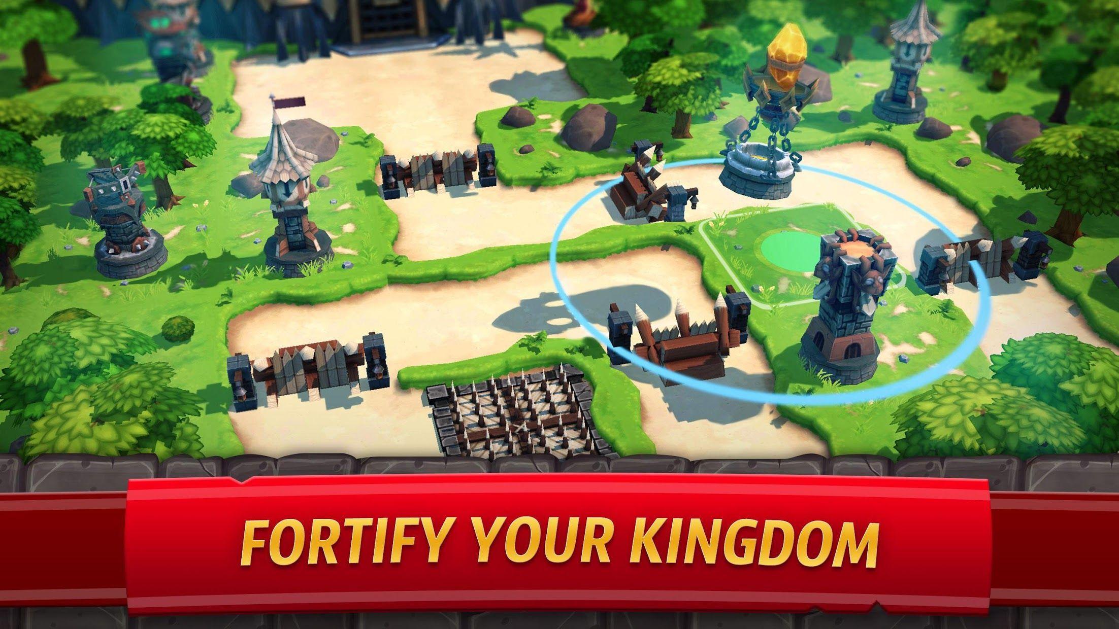 皇家起义 2 游戏截图2